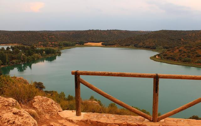 Laguna del Rey. Lagunas de Ruidera
