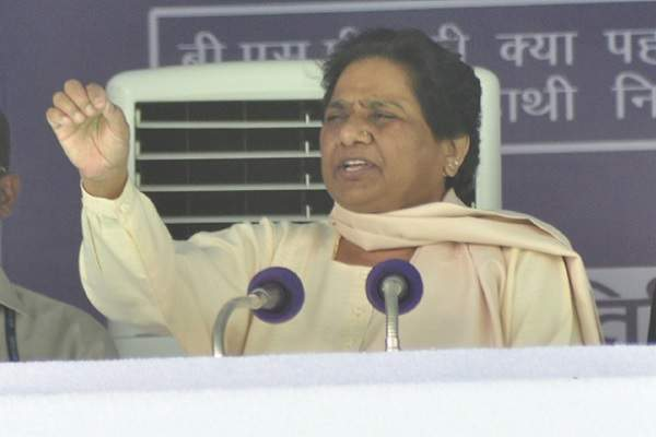 BJP desires 'Hindu Rashtra', Modi has failed, says Mayawati