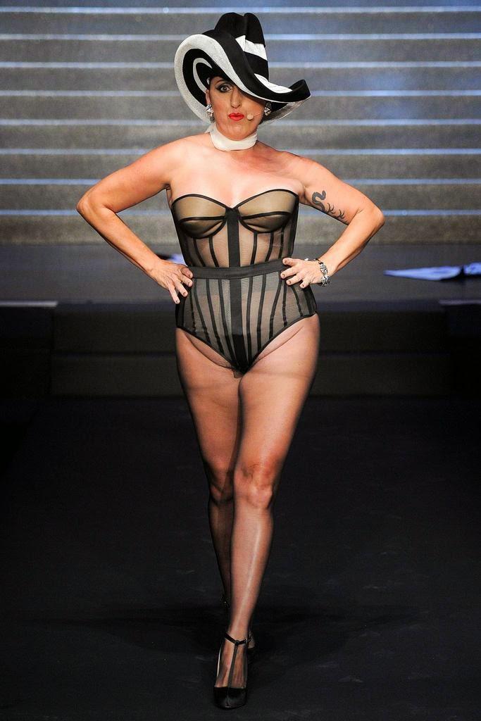 RUNWAY REPORT.....Paris Fashion Week: Jean Paul Gaultier ...