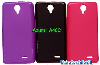 Carcasa Gel Azumi A40C
