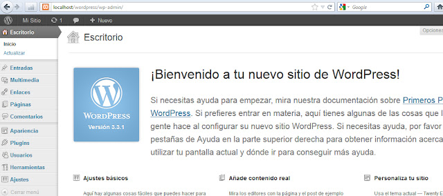 wordpress ready