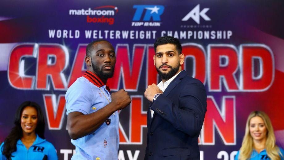 Terence Crawford def. Amir Khan via TKO in Round 6 (REPLAY VIDEO)