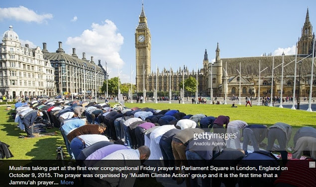 FENOMENA LONDONISTAN (Pertumbuhan Islam di Eropa)