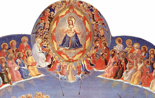Juízo Final, Fra Angelico