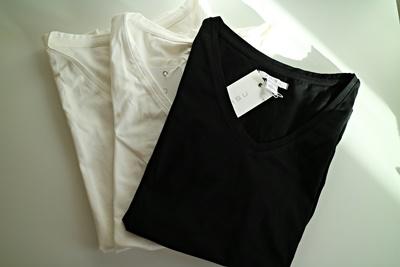 Shoppingausbeute | Januar - www.josieslittlewonderland.de , haul, new yorker, fashion, shirts, t-shirt, basics, amisu, new yorker haul, v-ausschnitt