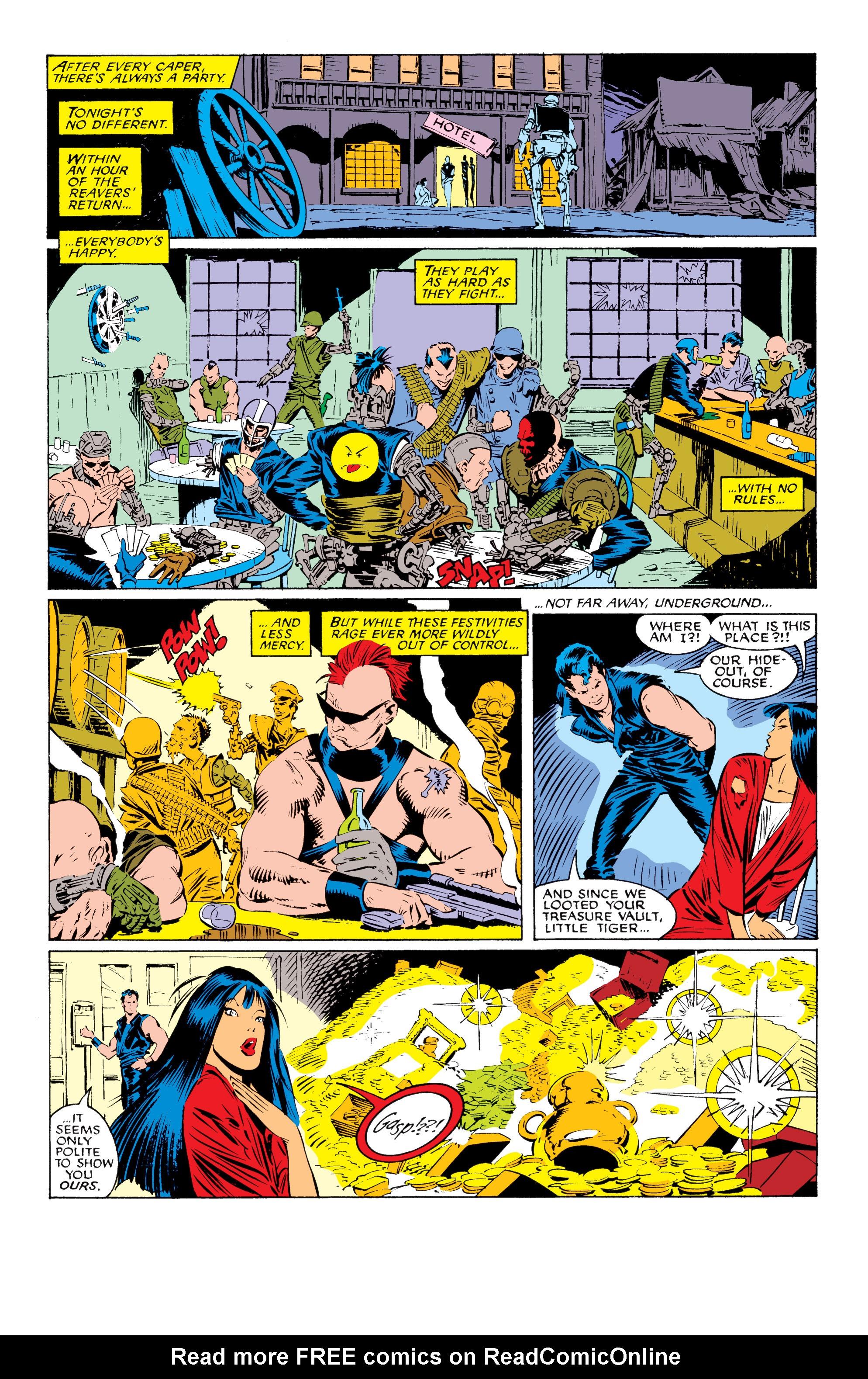 Read online Uncanny X-Men (1963) comic -  Issue #229 - 8