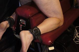 spanking bench