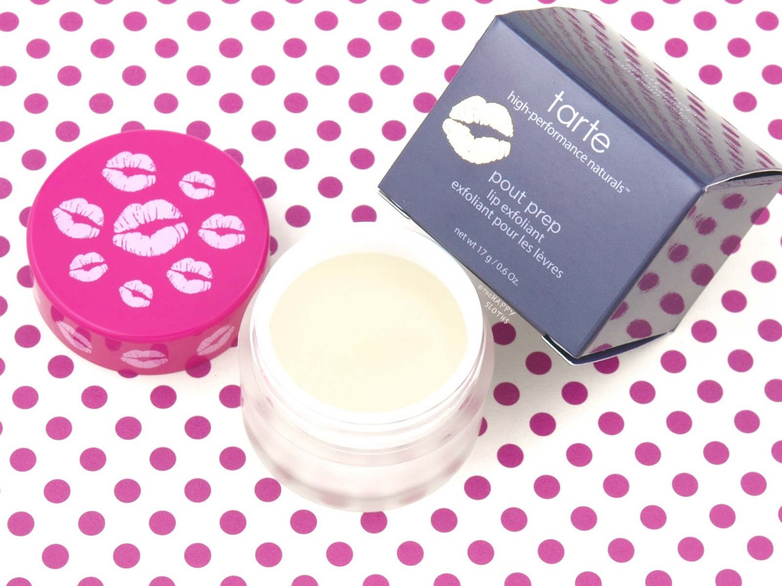 Tarte Pout Prep Lip Exfoliant: Review
