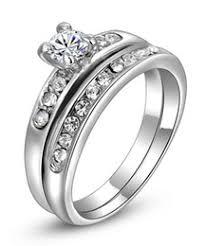 Wedding Ring Set Cheap