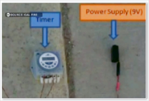 "Ignitor Components  ""Ember Bomb"""