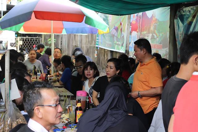 Thai Pui Jie Ramai banget