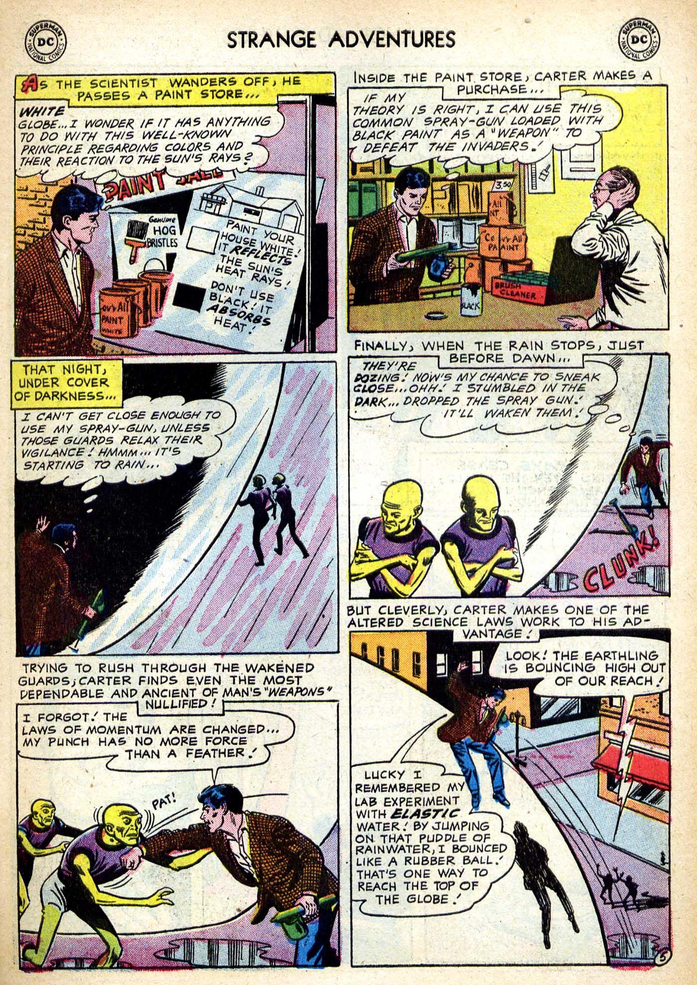 Strange Adventures (1950) issue 82 - Page 29