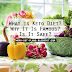 What is Keto Diet And Why It Is Famous, Is It Safe