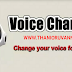 Voice changer application for all type of Android devices   TAMIL TECHNICAL TIPS