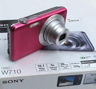Camdig Sony DSC W710 Second
