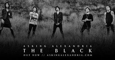 Review Album Baru Asking Alexandria THE BLACK