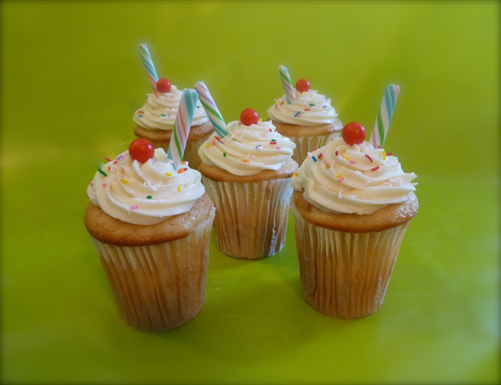 Indulge With Me: Super Size Me Cupcake