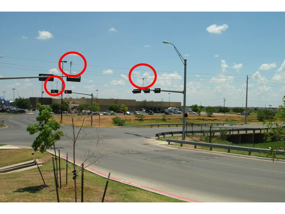 State Of The Division San Angelo S Sparse Red Light