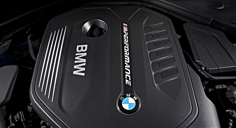 2019 BMW M140i xDrive Review Engine