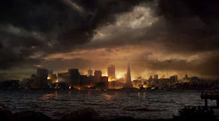 Godzilla Trailer 2014 Official: San Francisco In Flames!