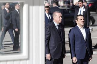 Επίσκεψη Ερντογάν: «Μη τι συλλέγουσιν από ακανθών σταφυλήν»;