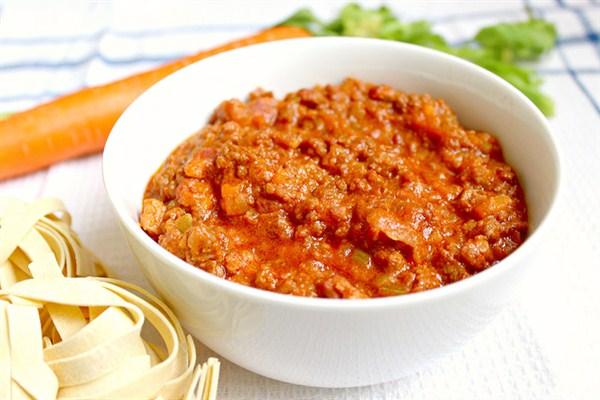 Resep Saus Bolognese Homemade Sehat & Super Lezat