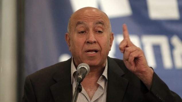 Kecam UU Negara Yahudi, Anggota Parlemen Israel Berdarah Arab Mundur