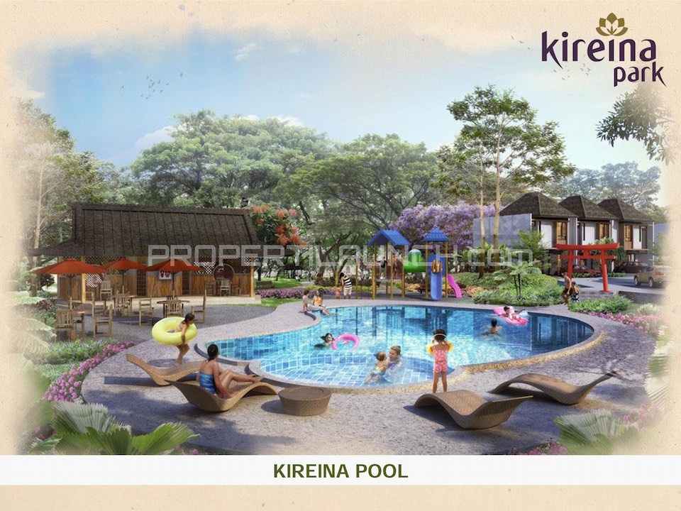 Kireina Park BSD Swimming Pool