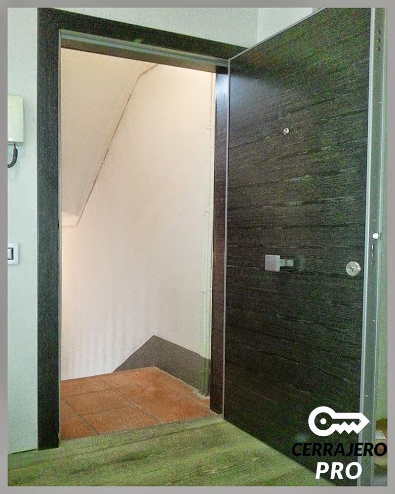 Cerraduras de seguridad versus puertas blindadas en barcelona - Puertas madera barcelona ...