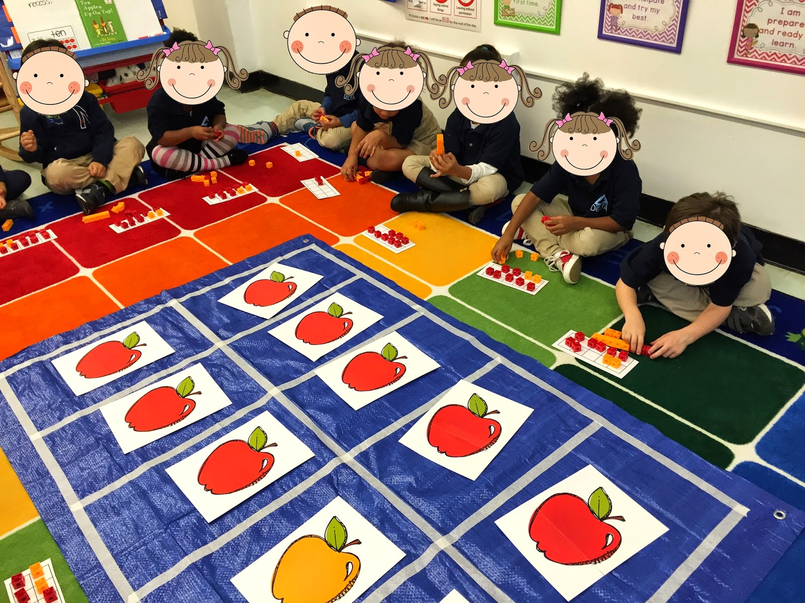 Mrs Ricca S Kindergarten Pumpkins And Apples And Leaves Oh My