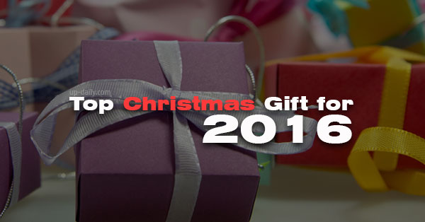 Top 5 Christmas Gift Ideas For 2016