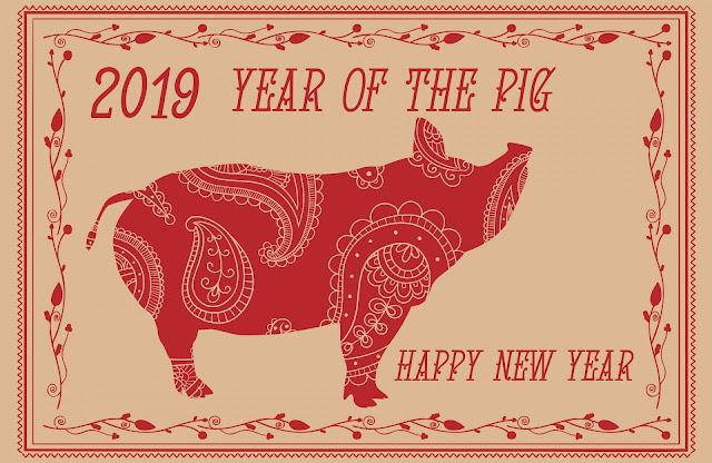 A Piggy Year