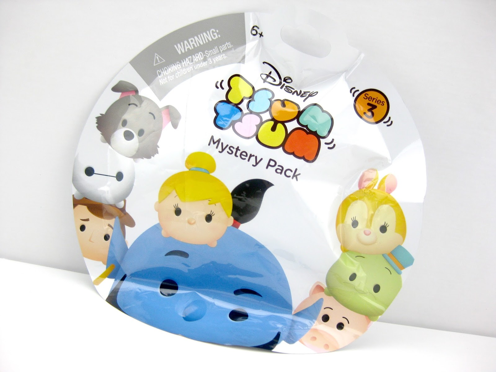 Disney Tsum Tsum Mystery Stack Packs by Jakks Pacific (Series 3)