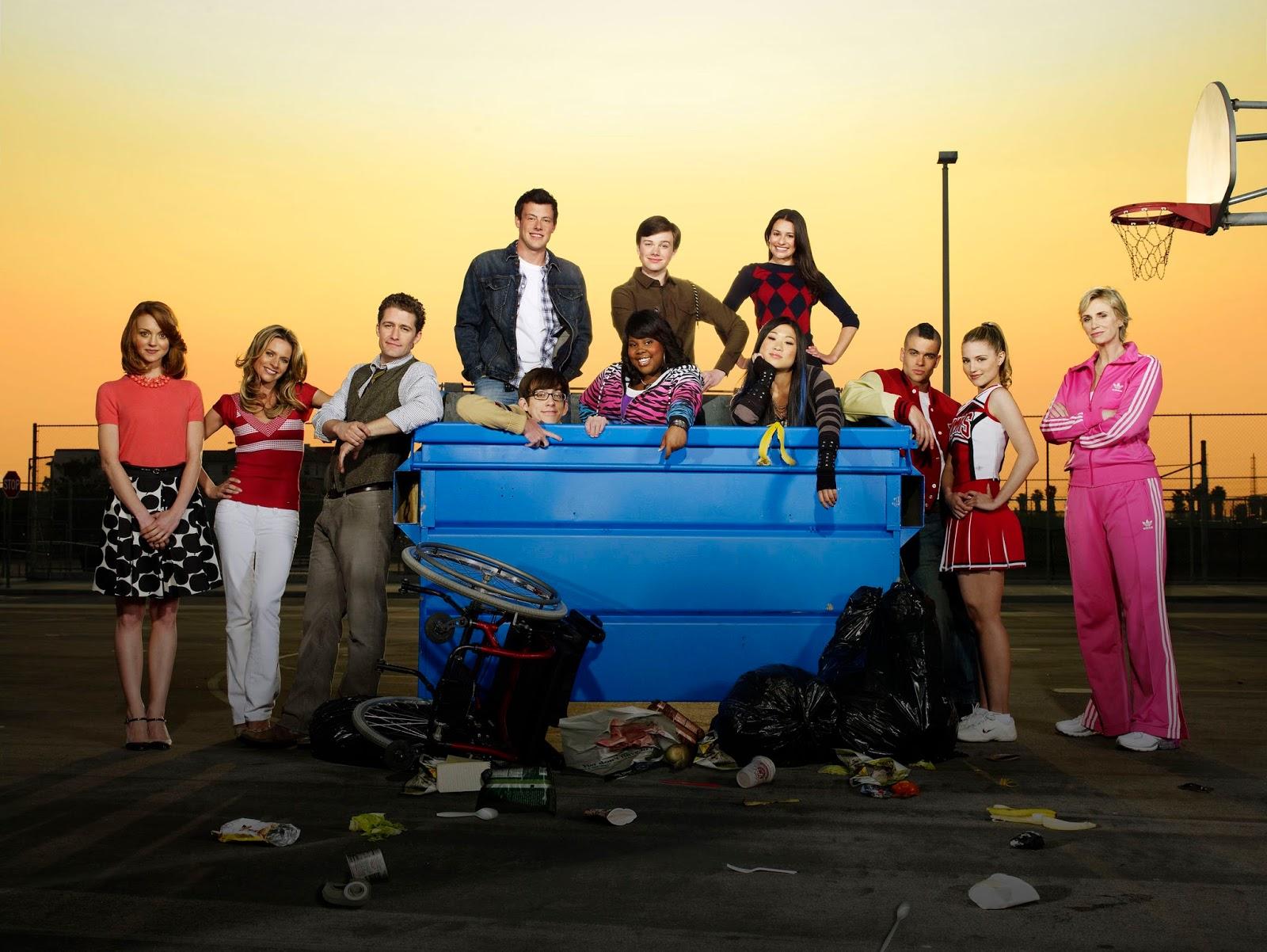 Reparto de Glee