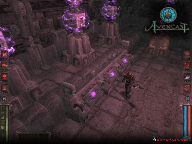 Avencast Rise of the Mage Gameplay Screenshot 2