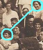 Minnie Coleman Maiden and daughter Virginia https://jollettetc.blogspot.com