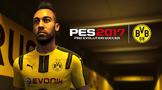 Pro Evolution Soccer 2017 (PES 2017) Game