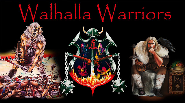 "Heavy Load - ""Walhalla Warriors"""