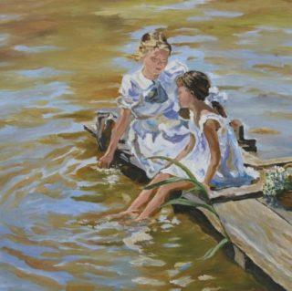 Украинский художник. Луценко Сергей