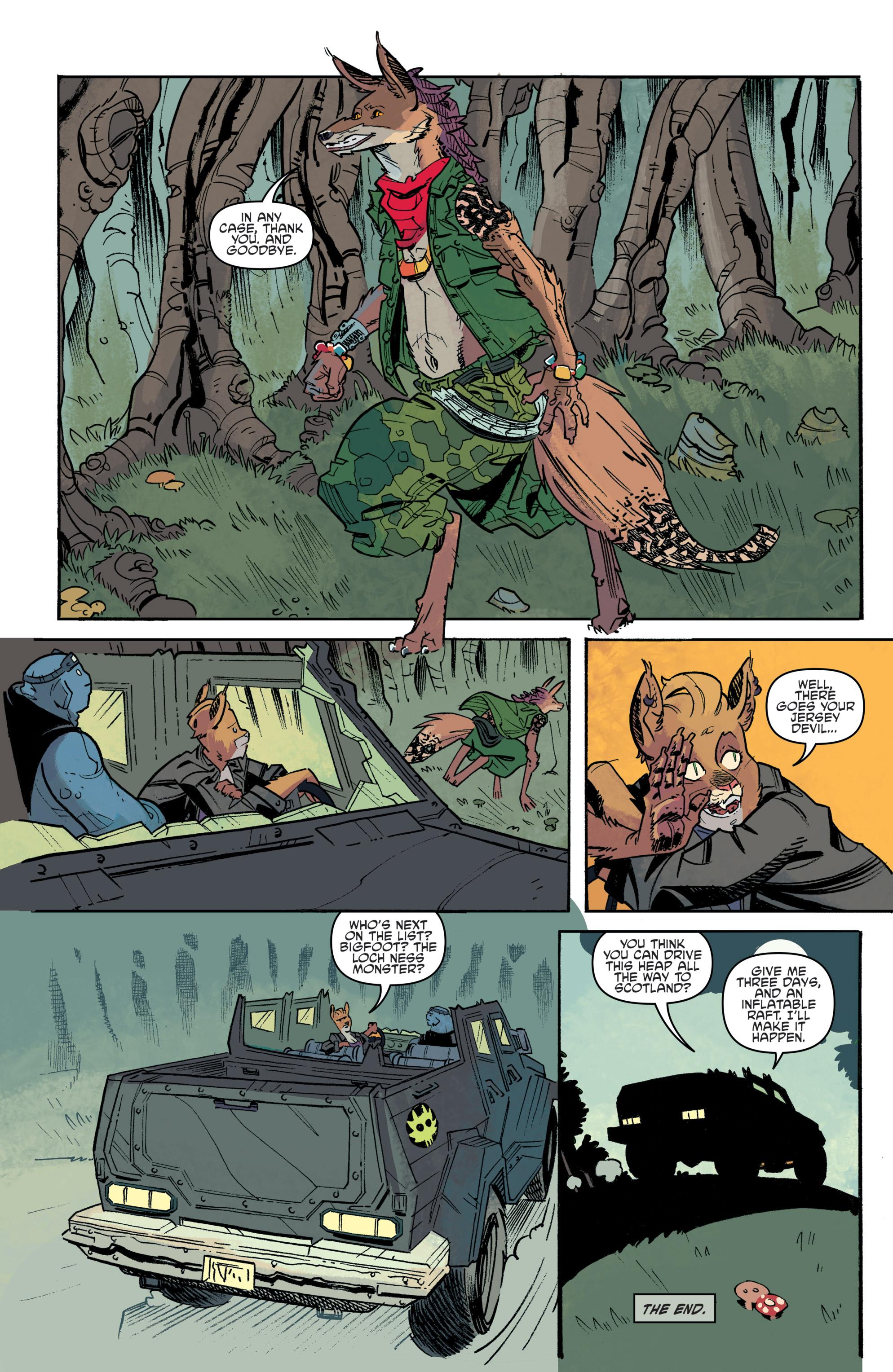 Read online Teenage Mutant Ninja Turtles Universe comic -  Issue #11 - 26