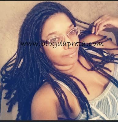 Box braids fazem o cabelo crescer mais rápido
