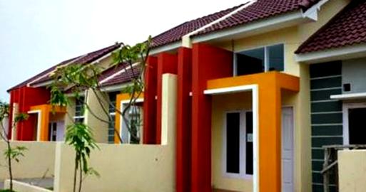 81+ Kombinasi Warna Cat Luar Rumah