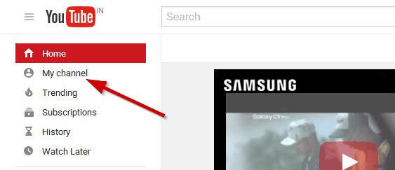 youtube-mychannel-option