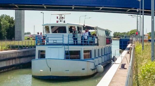 Presentato a Chioggia RIS II (River Information Services)