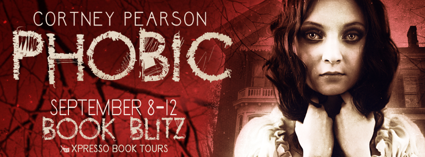 Phobic Book Blitz + $15 Amazon Gift Card and Ebook Giveaway!