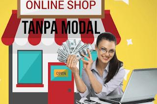 Cara mendapatkan uang dengan jualan online tanpa modal