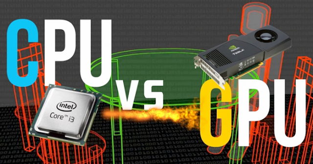 What Is The Difference Between a CPU And a GPU?