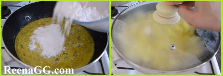 Murukku (Chakali) recipe step 2
