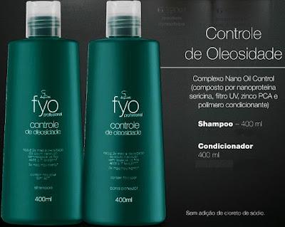 Jequiti Fyo Profissional Controle de Oleosidade