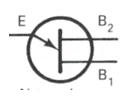 Transistor Symbol - Unijunction